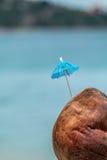 Praia de Tailândia Foto de Stock Royalty Free