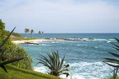 Praia de Tangalle Imagens de Stock