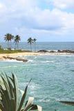 Praia de Tangalle Fotografia de Stock