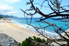 Praia de Tayrona Imagens de Stock Royalty Free