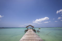 Praia de Tobago Fotografia de Stock Royalty Free