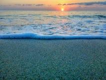 Praia de Tunísia Fotos de Stock