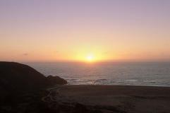 Praia de Tunquen Fotografia de Stock Royalty Free
