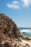 Praia de Tunquen Imagens de Stock