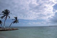 Praia de Uvero Fotografia de Stock Royalty Free