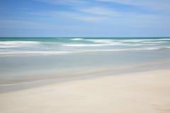 Praia de Varadero fotografia de stock