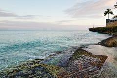 A praia de Varadero em Cuba Foto de Stock Royalty Free