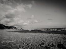 Praia de Varkala Imagem de Stock