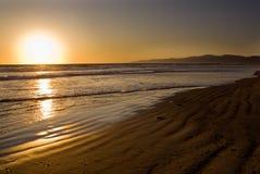Praia de Veneza Fotografia de Stock Royalty Free