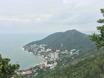 Praia de Vung Tau imagens de stock royalty free