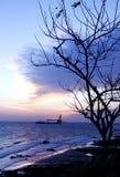 Praia 02 de Vung Tau Fotografia de Stock Royalty Free