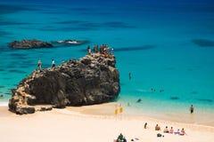 Praia de Waimea Imagens de Stock Royalty Free