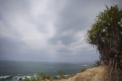 Praia de WediOmbo imagem de stock royalty free