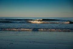 Praia de Wells Imagem de Stock Royalty Free