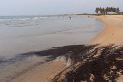 Praia de Yao Fotografia de Stock