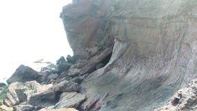 Praia de Yarada foto de stock royalty free