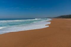 Praia de Zimbali Imagens de Stock