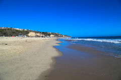 Praia de Zuma Imagens de Stock Royalty Free