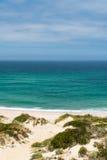 Praia Del Rei, Portugal Photographie stock libre de droits