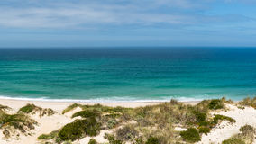 Praia Del Rei, Portugal Photos stock