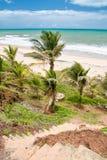 Praia do amor, Brazil Stock Photography