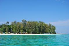 Praia do beira-mar Fotos de Stock Royalty Free