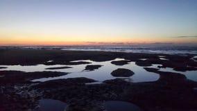 Praia do céu Imagem de Stock Royalty Free