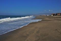 Praia do cabo de gata Nijar Almeria Andalusia Spain de San Miguel fotografia de stock
