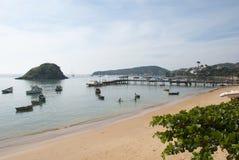 Praia do Canto em Buzios Fotografia de Stock Royalty Free