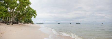 Praia do Cararibe Foto de Stock