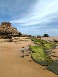Praia do Castelejo, near Vila Do Bispo, Algarve Royalty Free Stock Image