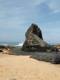 Praia do Castelejo, near Vila Do Bispo, Algarve Royalty Free Stock Photography
