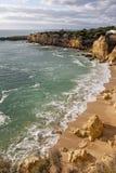 Praia do Castelo Royalty Free Stock Images