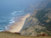 Praia do Cordoama near Vila Do Bispo, Algarve Royalty Free Stock Image