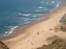 Praia do Cordoama near Vila Do Bispo, Algarve Stock Image