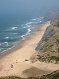Praia do Cordoama near Vila Do Bispo, Algarve Royalty Free Stock Photos