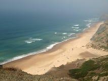 Praia do Cordoama near Vila Do Bispo, Algarve Stock Image