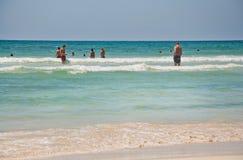 Praia do Es Trenc Imagem de Stock Royalty Free