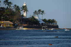 Praia do Forte - Bahia, Brazilië royalty-vrije stock afbeeldingen