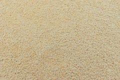 Praia do fundo da areia no verão Imagem de Stock