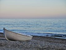 Praia do Guainos Almeria Andalusia Spain imagens de stock royalty free