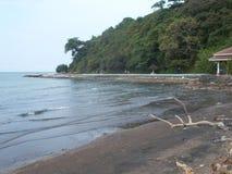 Praia do jepara Fotografia de Stock Royalty Free