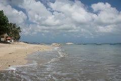 praia do kuta. Bali Imagem de Stock