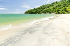 Praia do mar Foto de Stock Royalty Free