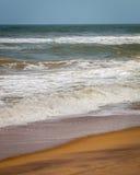 Praia do mar Imagem de Stock Royalty Free