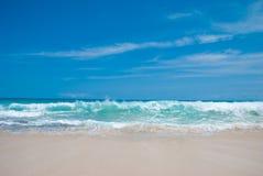 Praia do mundo da fantasia em Bali fotografia de stock royalty free