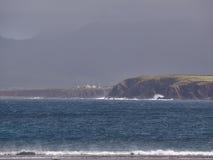 Praia do ¡ n de Beal BÃ, Dingle, Irlanda Fotografia de Stock
