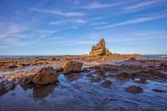 Praia do ninho de Eagles, Victoria, Austrália Imagens de Stock