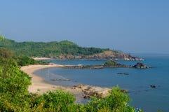 Praia do OM Imagem de Stock Royalty Free