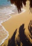 Praia do paraíso Fotos de Stock